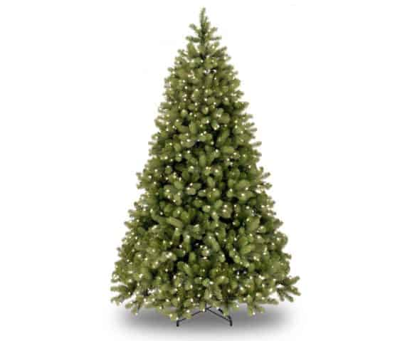 12ft Bayberry Pre-Lit Artificial Christmas Tree For Sale Dublin Ireland