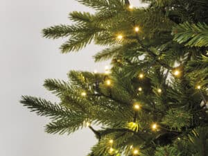 750 LED Warm White Compact Twinkle Christmas Lights