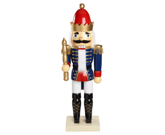 Nutcracker King 80cm - Nutcrackers for sale Dublin Ireland