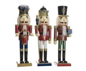 Nutcracker Firwood 89cm