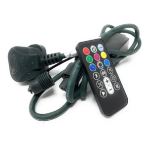 Power cord and remote controller for XP Synchrone lights