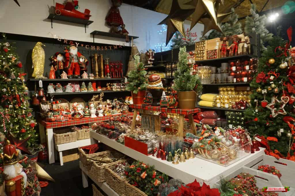 Christmas Shop Dublin Ireland