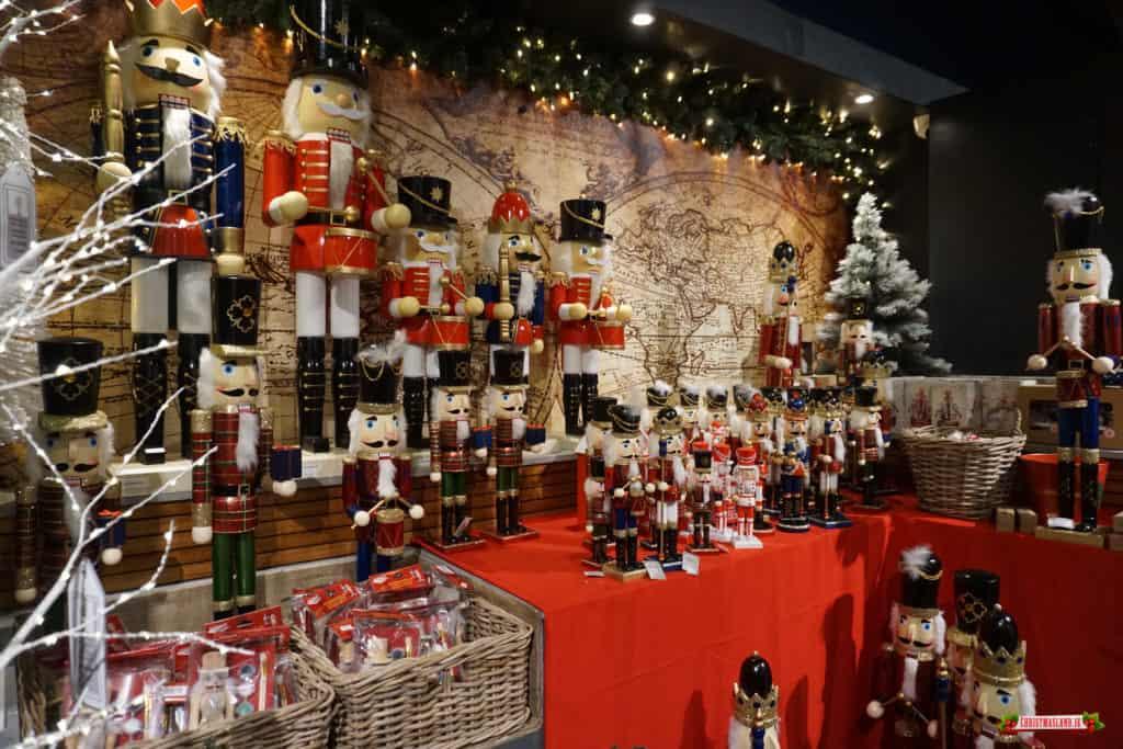 Nutcrackers - Christmas Shop Dublin Ireland