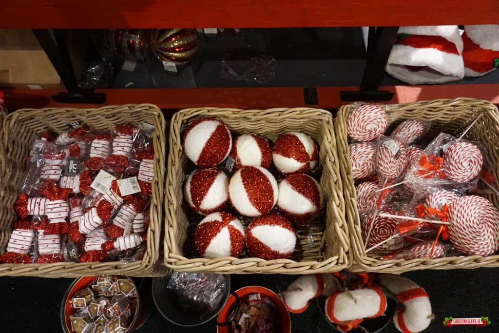 Candy Cane Christmas Decorations - Christmas Shop Dublin Ireland