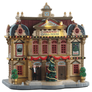 Lemax Grand Opera House *Collection Only*