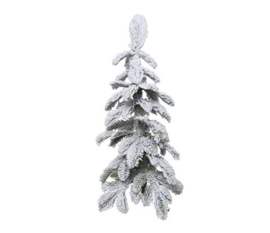 Snowy Alpine Mini Christmas Tree - Christmas Trees For Sale Dublin Ireland