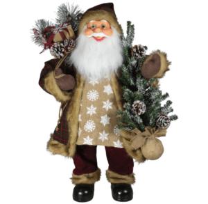 "80cm ""Julian"" Santa Figurine"