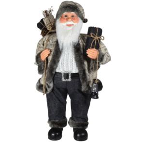 "80cm ""Oskar"" Santa Figurine"