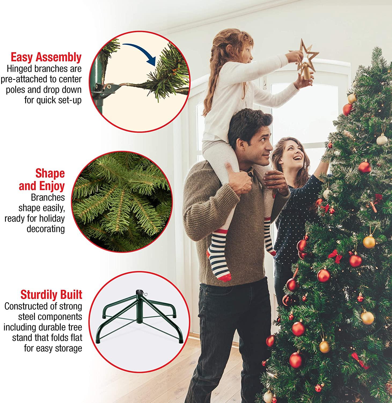 Premium Quality Artificial Christmas Trees - Xmas Trees For Sale Dublin Ireland