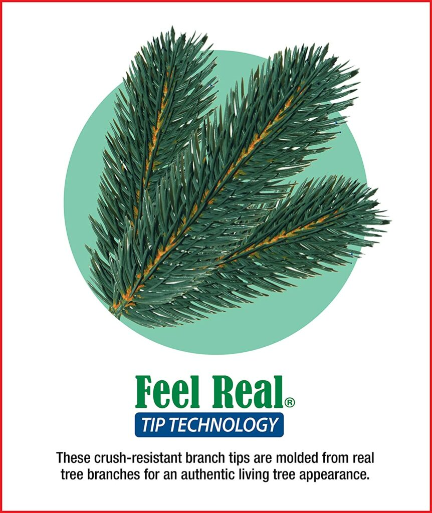 Feel Real Artificial Christmas Trees - Xmas Trees For Sale Dublin Ireland