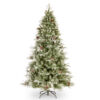 Frosted Mountain Spruce Artificial Christmas Tree - Xmas Trees For Sale Dublin Ireland