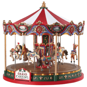 Lemax The Grand Carousel *Collection Only*