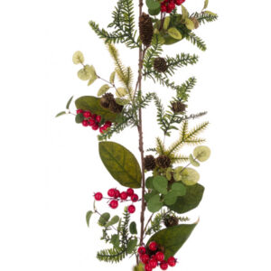 5ft Greatford Christmas Garland