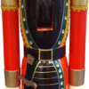 Nutcracker Soldier 120cm - Christmas Decorations For Sale Dublin