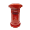 Small Red Post Box - Christmas Decorations For Sale Dublin